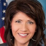 South Dakota Gov Kristi Noem