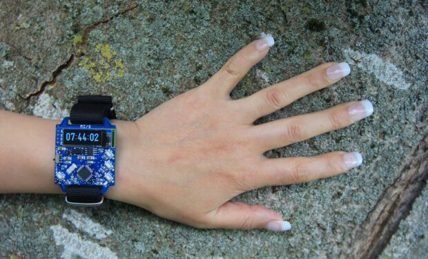 MIO Programmable Watch