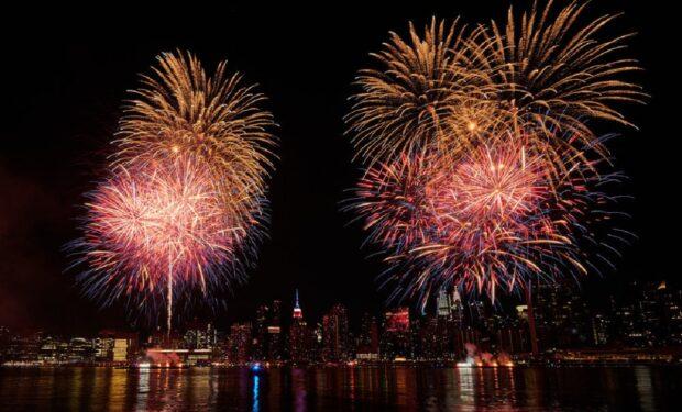 Macy's 4th of July Fireworks NBC