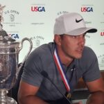 Brooks Koepka US Open Golf