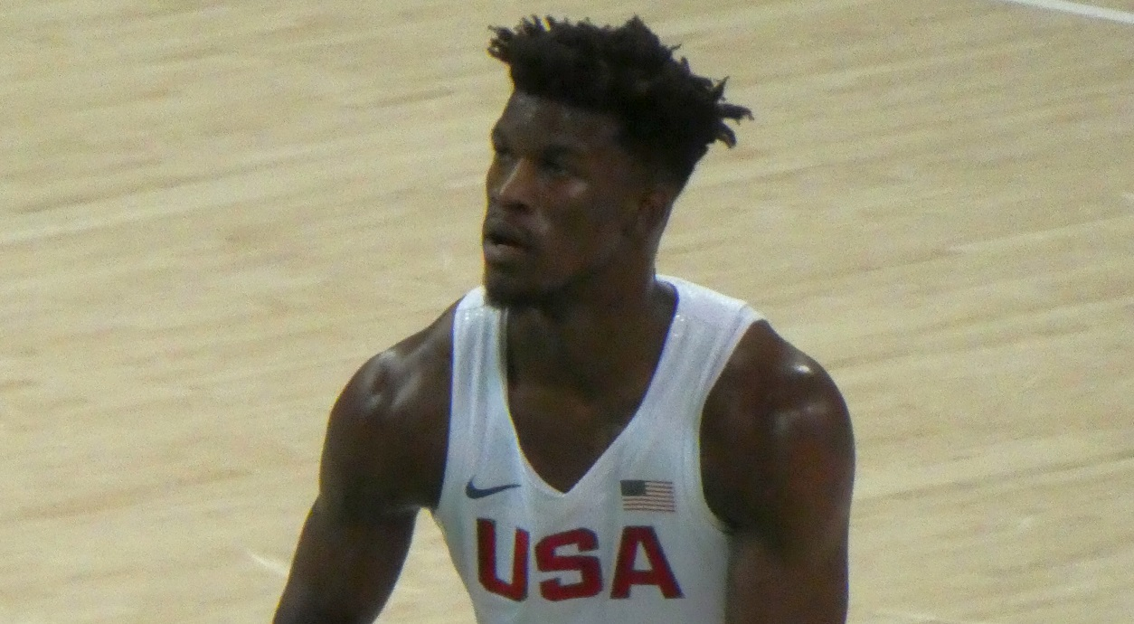 What Song Is Nba Star Jimmy Butler Singing In Michelob Ultra Commercial