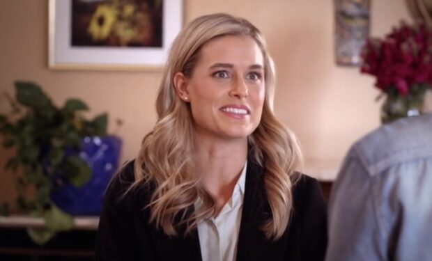 Lily Anne Harrison stars in Ruthless Realtor (Lifetime)