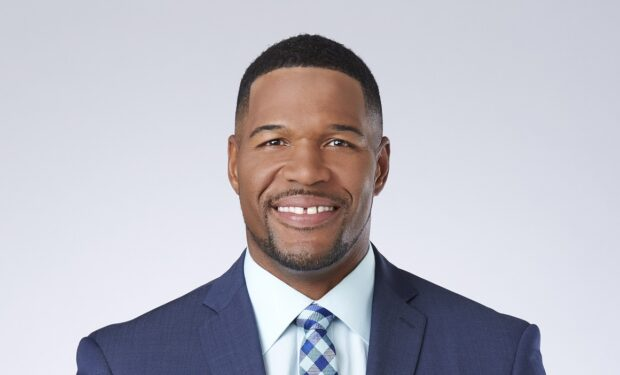Michael Strahan Good Morning America
