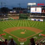 Washington Nationals baseball field