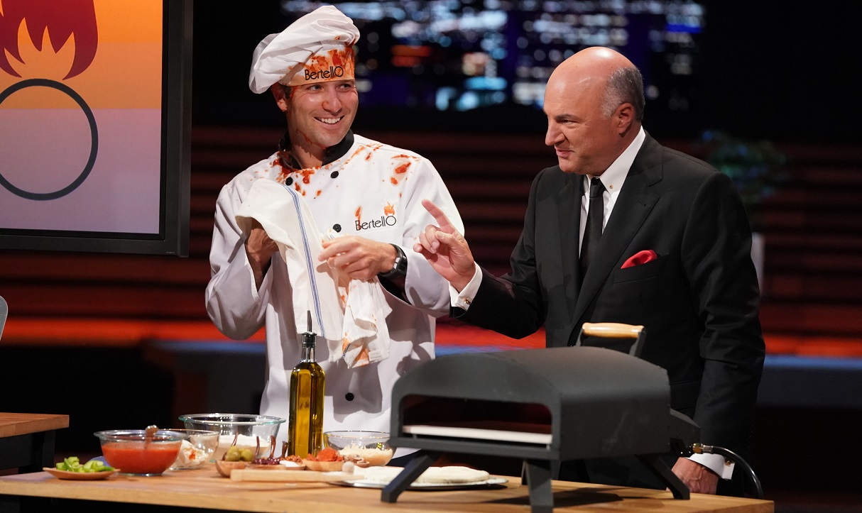 "Bertello Pizza Oven: What Happened After Shark Tank Deal, ""It's Romantic"""