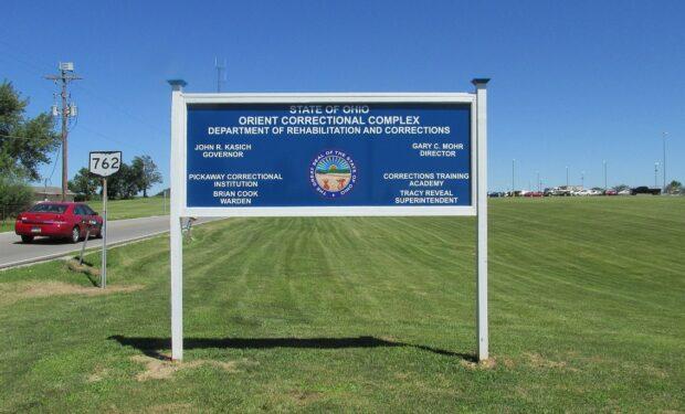 Pickaway Jail Prison Ohio