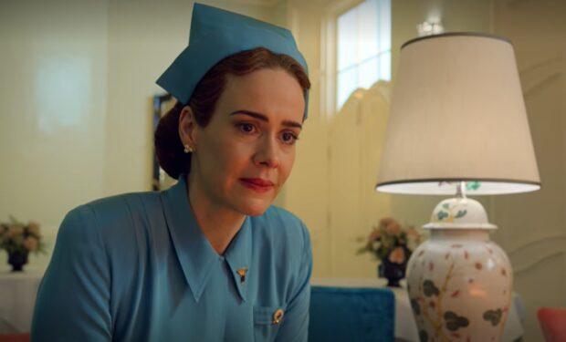 Sarah Paulson Ratched Netflix