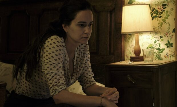 Katherine Waterston The Third Day HBO