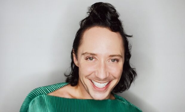 Johnny Weir DWTS
