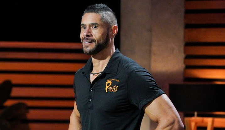 P-nuff Crunch Peanut Snack Founder Body Builder on 'Shark Tank' A Real Doctor?
