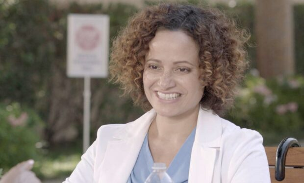 Judy Reyes on Black-ish ABC