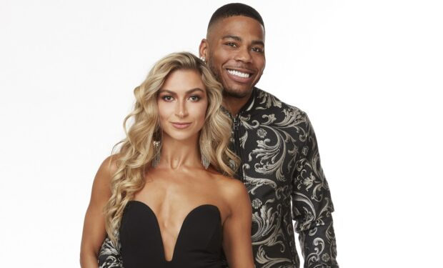Nelly DWTS