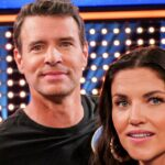 Scott Foley and wife Marika