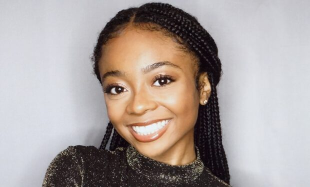 Skai Jackson S Tearjerking Cameron Boyle Tribute Inspires Empowers Like Her