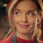 Anni Krueger in 'A Taste of Christmas' (Lifetime)