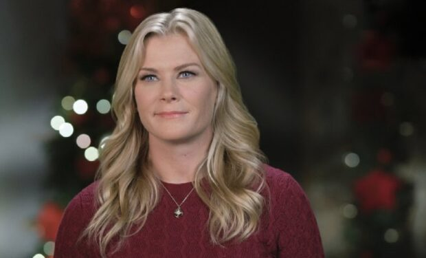 Ali Sweeney Good Morning Christmas Hallmark