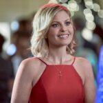 Candace Cameron Bure in A Shoe Addict's Christmas (Hallmark/Crown Media)