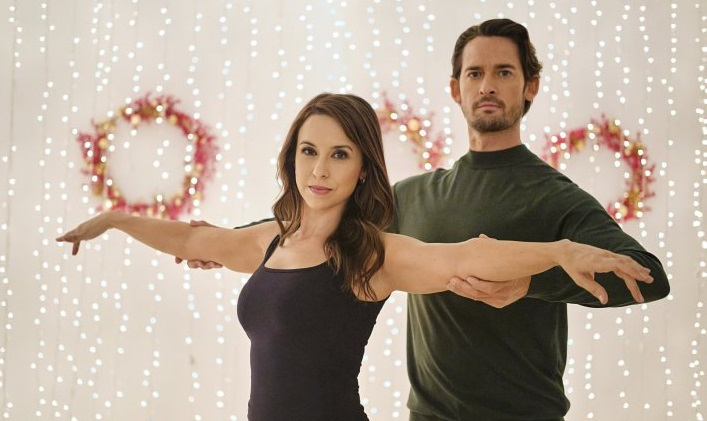 Is 'Christmas Waltz' Hallmark Movie Actor a Real Professional Dancer?