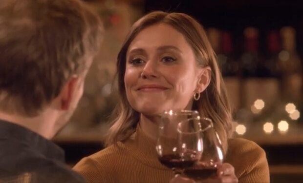 Julianna Guill in Christmas on the Vine (Lifetime)