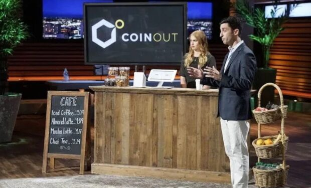 CoinOut on Shark Tank