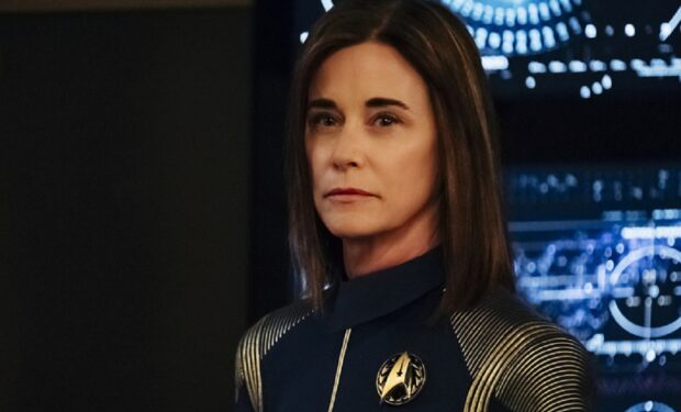 Jayne Brook Star Trek Discovery