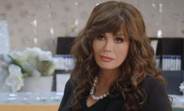 Marie Osmond in The Christmas Edition (Lifetime)