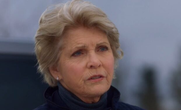 Meredith Baxter in Christmas on the Vine (Lifetime)