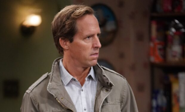 Nat Faxon on The Conners