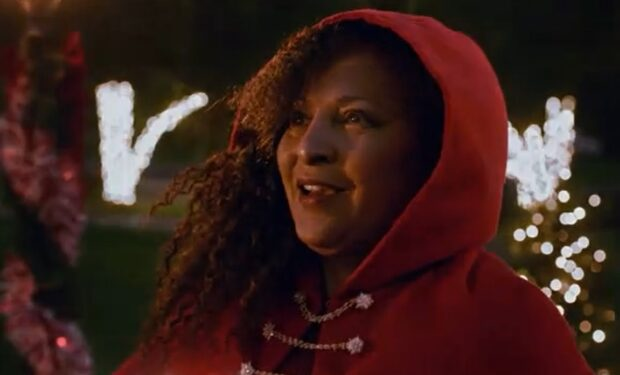 Pam Grier in A Christmas Wish on Lifetime