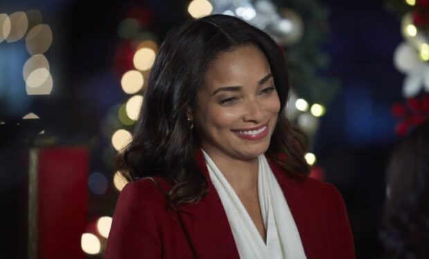 Rochelle in A Christmas Tree Grows in Colorado (Hallmark/Crown Media)