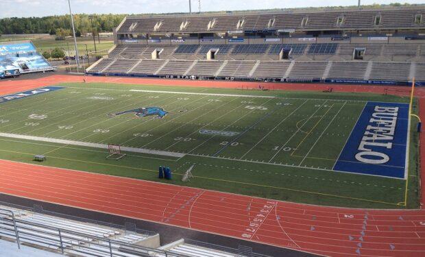 Buffalo Bulls NCAA football stadium
