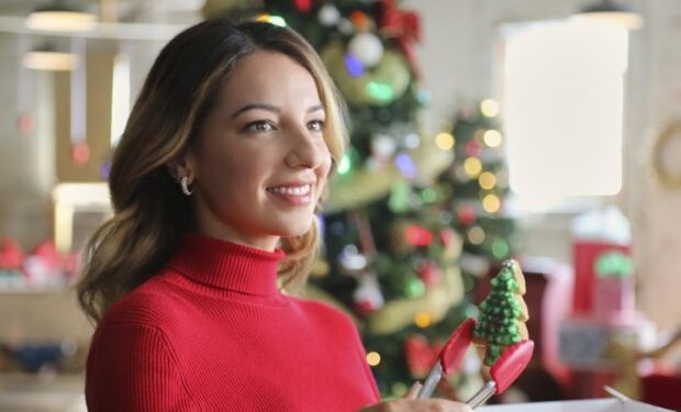 Vanessa Lengies Heart of the Holidays (Hallmark/Crown Media)