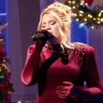 Gabby Barrett CMA Country Christmas