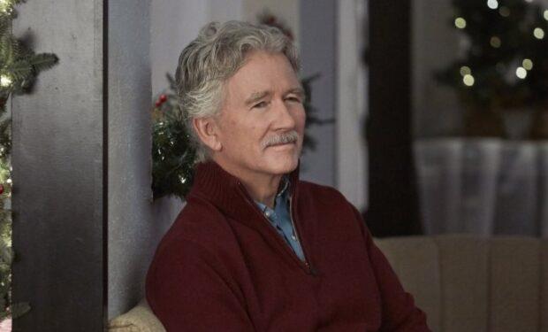 Patrick Duffy in The Mistletoe Secret (Hallmark Channel/Crown Media)