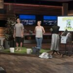 Shower Toga on Shark Tank
