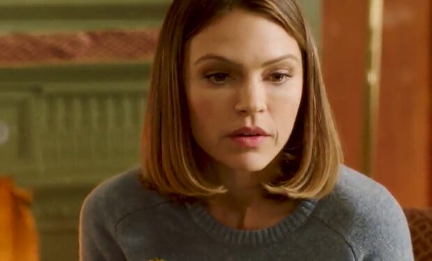 Aimee Teegarden in Once Upon a Christmas Miracle (hallmark/Crown Media)