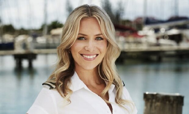 Ashling Lorger on Below Deck BRAVO