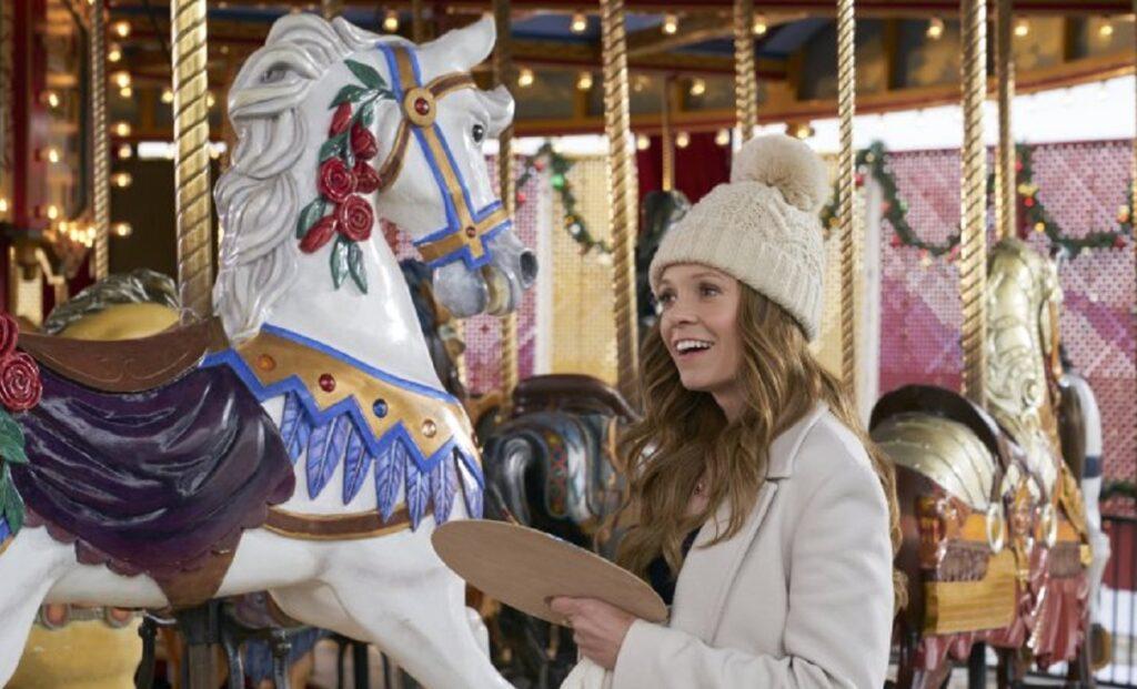Christmas Carousel Recreation 2021 Where Was A Christmas Carousel Hallmark Movie Filmed Is Ancadia Real