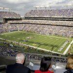 Baltimore Ravens M&T Football Stadium
