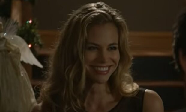 Brooke Burns in The Most Wonderful Time of the Year (Hallmark Channel/Crown Media screengrab)