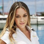 Elizabeth Frankini on Below Deck
