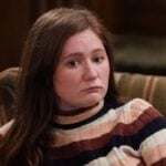 Emma Kenney on The Conners