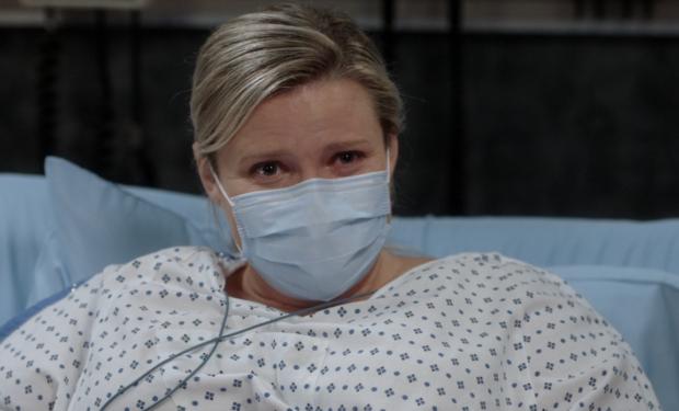 Val Ashton on Grey's Anatomy