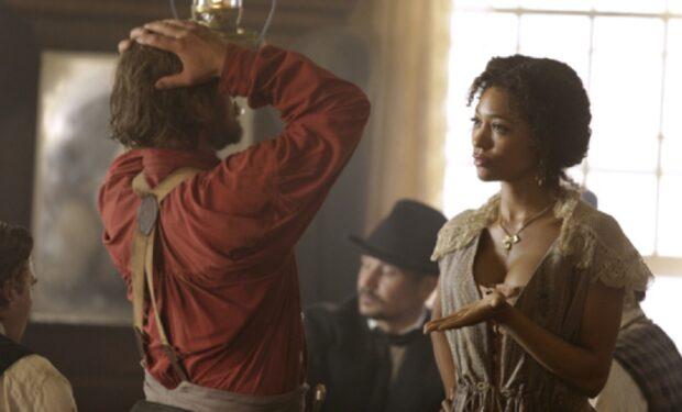 Natasha Marc in 'The Good Lord Bird' (Showtime/William Gray)