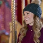 Rachel Boston in A Christmas Carousel (Hallmark/Crown Media)