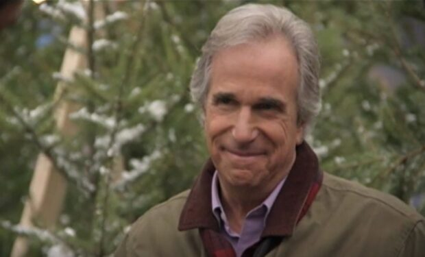 Henry Winkler in The Most Wonderful Time of the Year