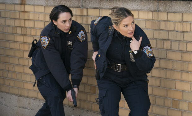 Blue Bloods Vanessa Ray Lauren Patten