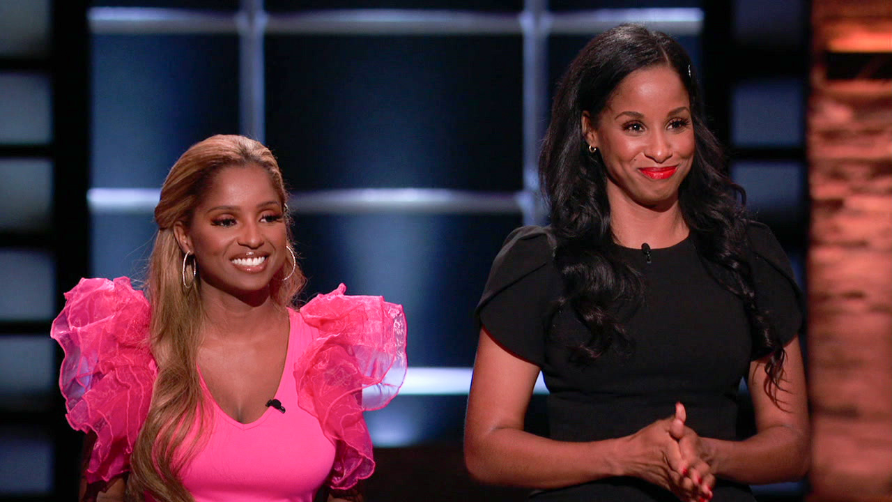 Luna Magic: Gorgeous Afro-Latina Sisters Pitch Makeup To A-Rod on Shark Tank