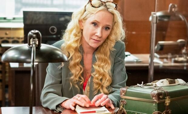 Anne Heche on ALL RISE