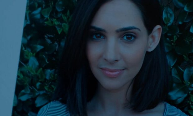 Camila Banus in Fatal Fiance (Lifetime screengrab)
